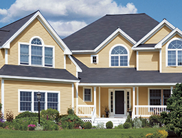horizontal siding contractor