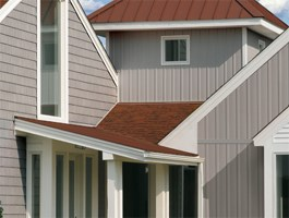 vertical siding contractor